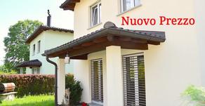 CADENAZZO – Casa Unifamiliare 4,5 con Giardino e sala hobby / EFH mit 4,5 Zi., Garten + Hobbyraum