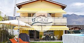 CADEPEZZO - Grande Casa 5.5 Locali con giardino ideale per la famiglia.