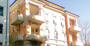 BELLINZONA - Grande 5,5 locali in zona centrale / Zentrale 5,5 Zi. Wohnung in Villa