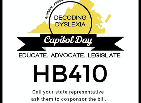 HB410 NEEDS YOUR SUPPORT!