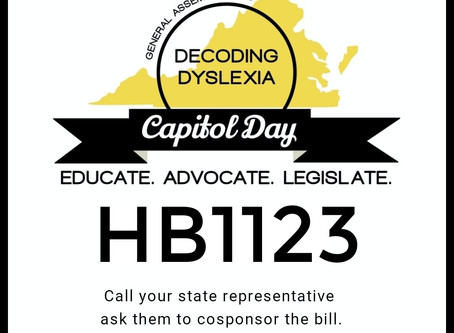 HB1123 NEEDS YOUR SUPPORT!