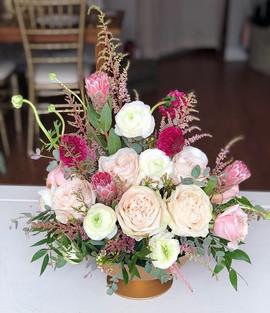 Birthdays are the best! #gardenrose #pro
