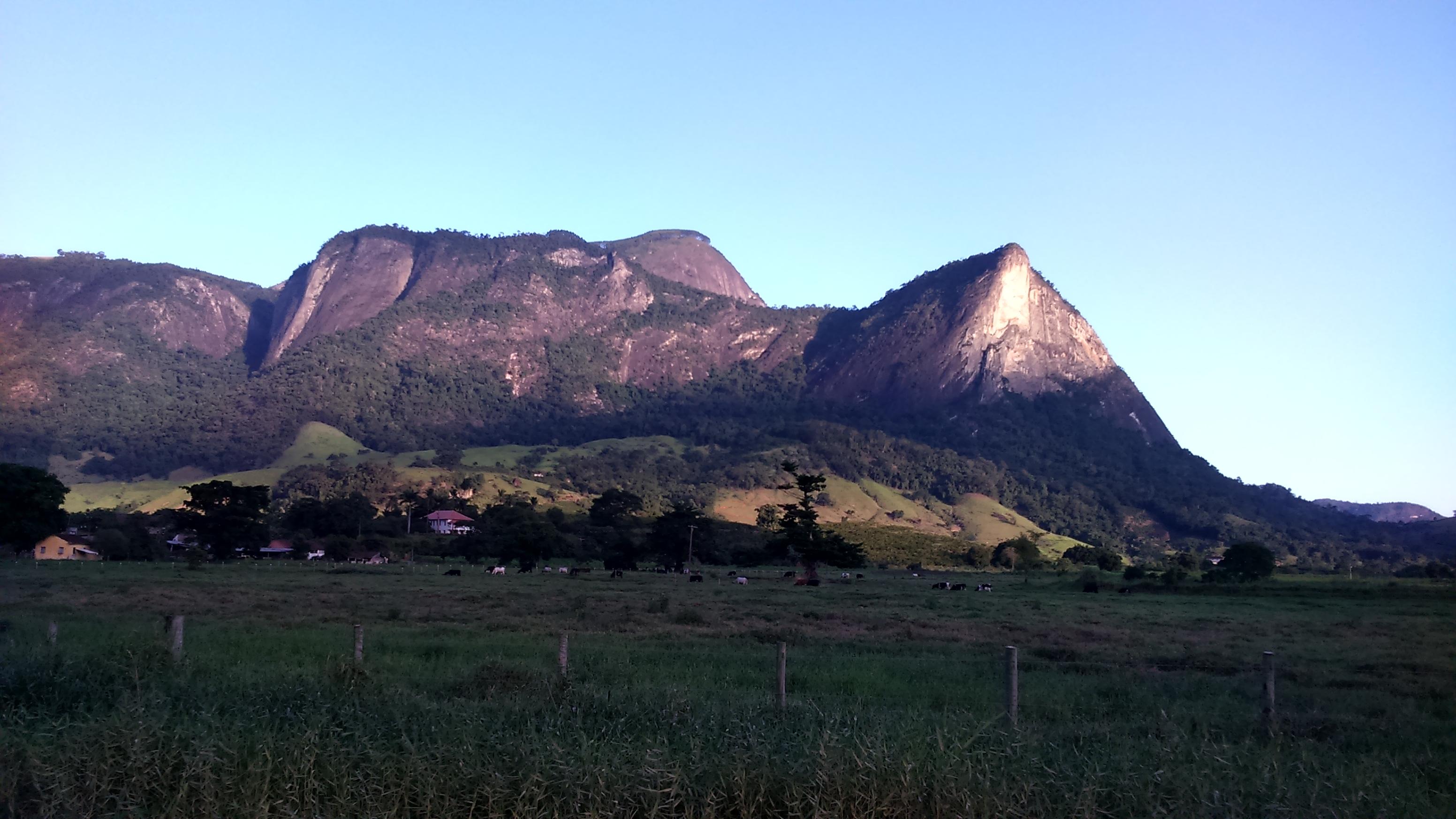 Vale de Castelo. ES- Brasil.