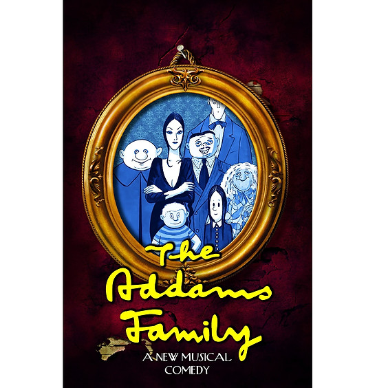 The Addams Family: A New Comedy Musical
