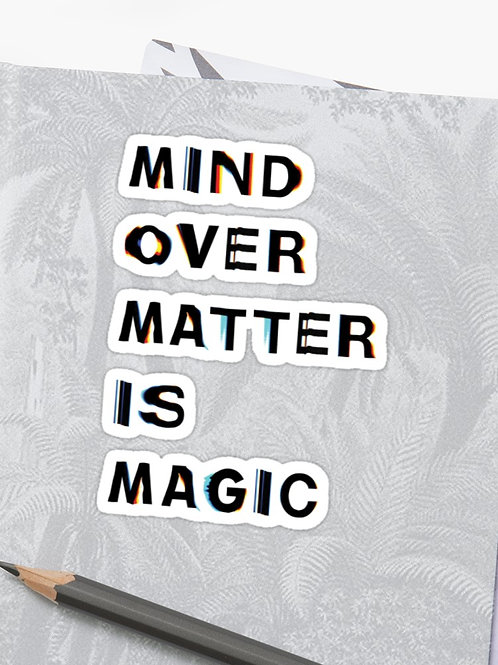Mind Over Matter with Guidance