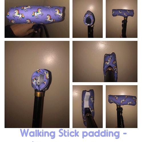 Walking Stick foam padding - Animals & Mythical Creatures