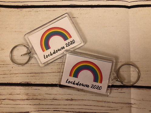 NHS lockdown 2020 key rings