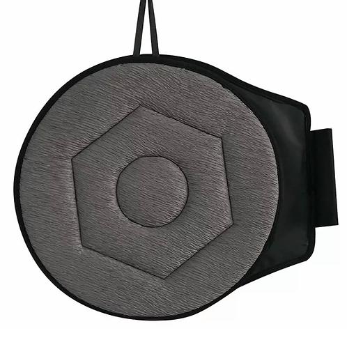 360° Degree rotating swivel cushion.