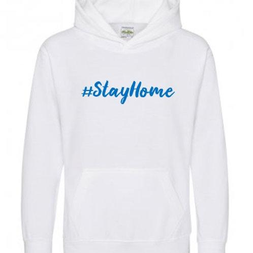 Kids #StayHome Hoodie