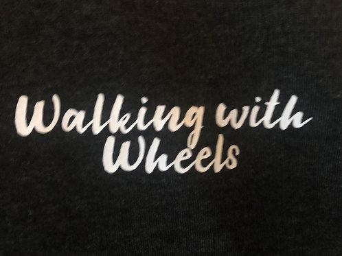 Walking With Wheels squiggle sweatshirt