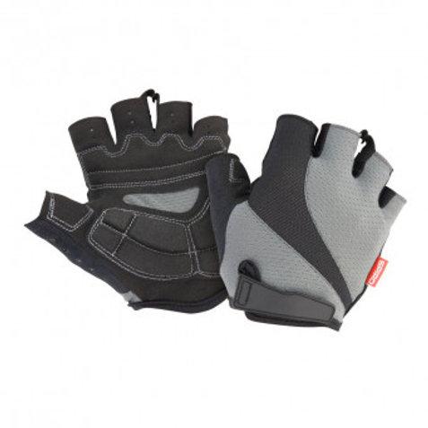 Fingerless short gloves