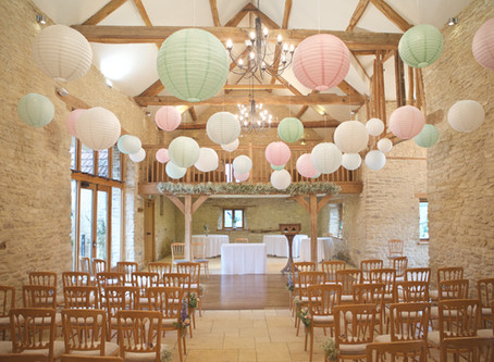 The perfect Cotswolds wedding | Kingscote Barn