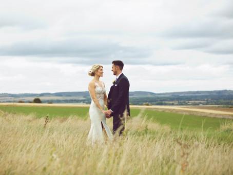 Megan & Patrick | Casterley Barn