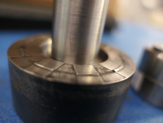 Aerospace Bearing Installation Tooling: Chisel Staking and Ball Staking. Also Look for our Roller Sw