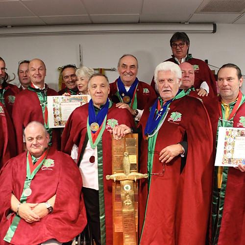 Grand Chapitre Chevaliers du Cep Dauphiné Savoie