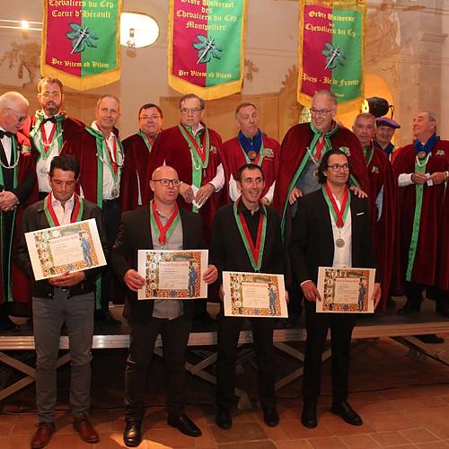 Grand Chapitre Chevaliers Coeur Hérault
