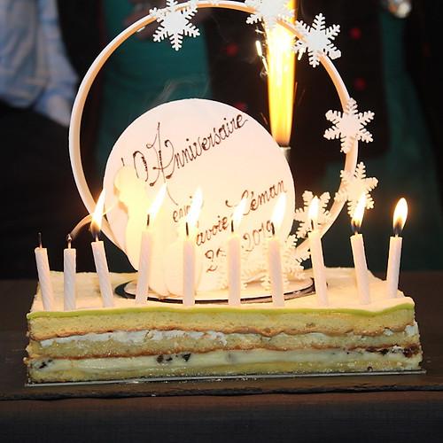 Compagnie Du Devoir du Beaujolais Savoie-Léman, 10ème anniversaire