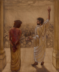 1 - Jesus is condemned to death