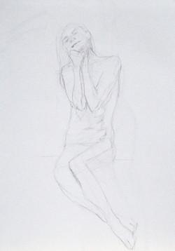 'Joy' 10 minute short pose