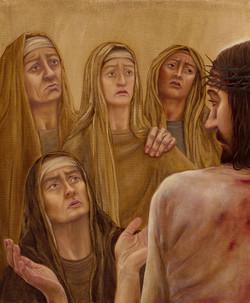 8 - Jesus meets some women