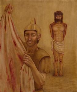 10 - Jesus is stripped
