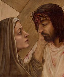 4 - Jesus meets his Mother