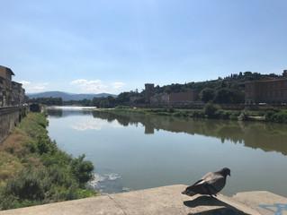Arrivederci Firenze - fino alla prossima volta!