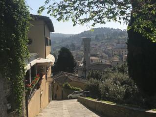 Freedom in Fiesole  