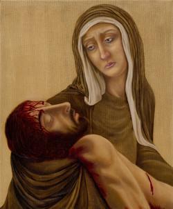 13 - Jesus is taken down