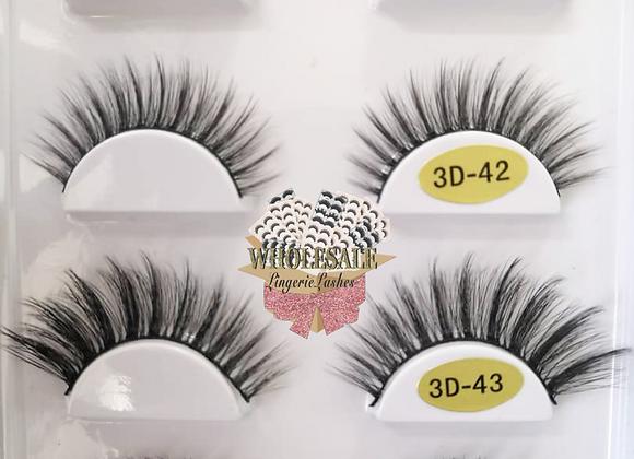 Wholesale ONLY | Faux Mink Eyelashes