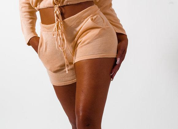 "Lingerie Lashes® | ""Zoom Ready"" 2pcs Sweater Knit Set"