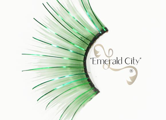 Lingerie Lashes®| Emerald City Dolly Lash'set
