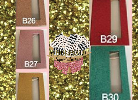 Wholesale | 5Style LashBook -5pcs