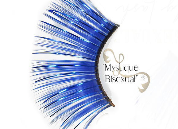 Lingerie Lashes® | Mystique Bisexual