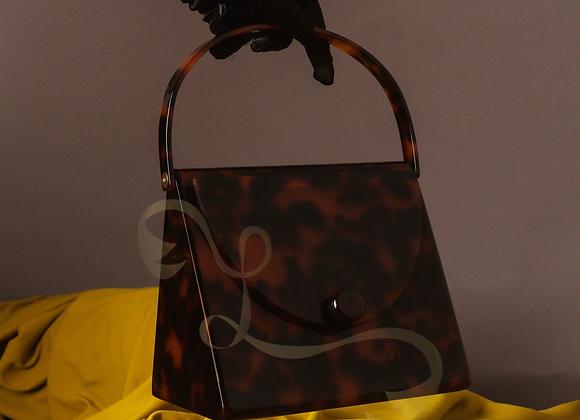 Lingerie Lashes ®  Classy Tort Acrylic Handbag
