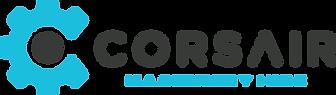 Corsair Hire Logo Header