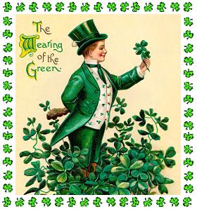 Wearin' O' The Green