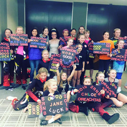 Oireachtas Here We Come!