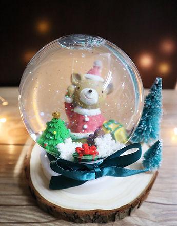 水晶球, 聖誕節工作坊, 工作坊, 興趣班, 手工藝班, 團體活動, team building, DIY workshop, 手作