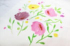 布袋手繪, 工作坊, 團體活動, team building, workshop, 手作