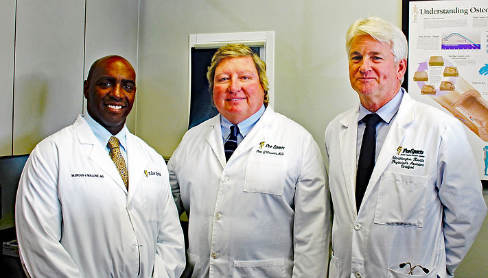 Pro Sports and Elite Rehab Vero Beach orthopedics sports medicine rehabilitation