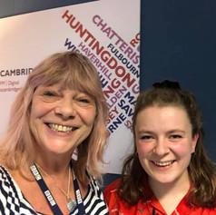Sue Marchants BBC FolkShow