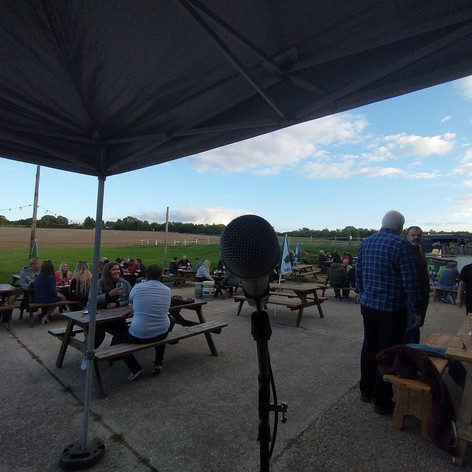 Music at Hogsback Brewery