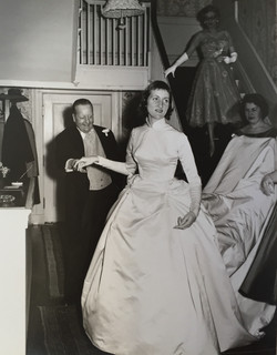 The original gown