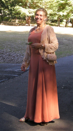 Mother of the Groom ensemble