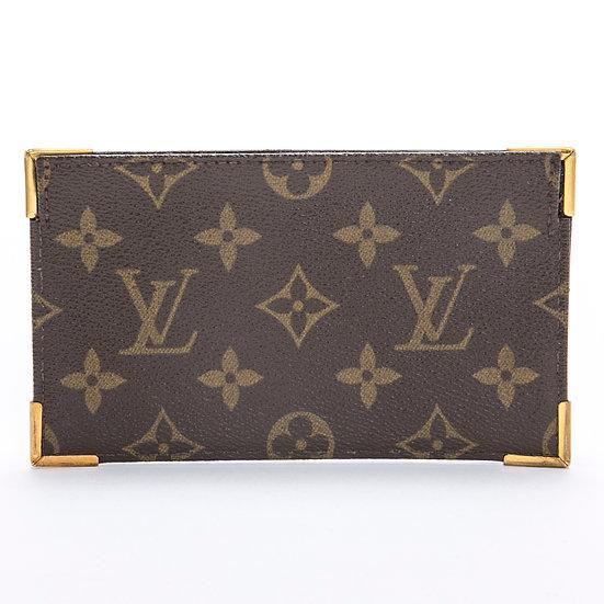 ルイヴィトン メモパッド ライティングパッド Ecritoire de poche モノグラム ヴィンテージ Louis Vuitton