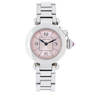 【値下げしました】 カルティエ 時計 レディース ミスパシャ SS W3140008 Cartier
