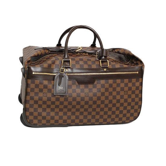 ルイ・ヴィトン エオール50 ダミエ N23205 キャスター付旅行用バッグ 訳あり Louis Vuitton