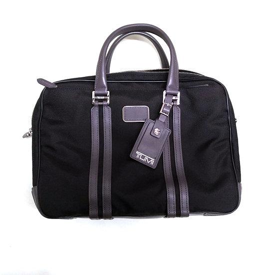 トゥミ ビジネスバッグ ブリーフケース 日本限定 ナイロン レザー ブラック TUMI