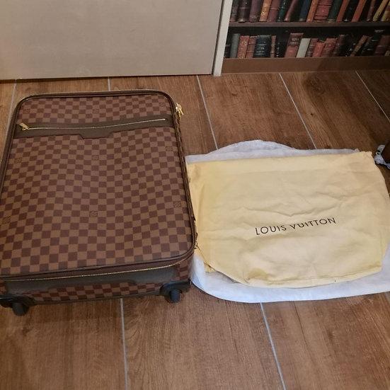 ルイ・ヴィトン LOUIS VUITTON スーツケース ダミエ ぺガス55 N23294 【中古】
